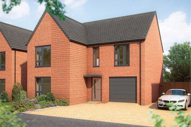 """Thumbnail Detached house for sale in """"The Grainger"""" at Whitecotes Lane, Chesterfield, Derbyshire, Chesterfield"""