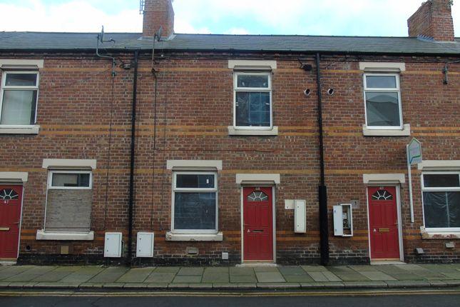 Thumbnail Terraced house for sale in Seventh Street, Horden, Peterlee