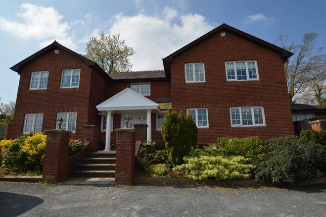 Thumbnail Detached house for sale in Winslade Manor, Exmouth Road, Clyst St Mary, Exeter