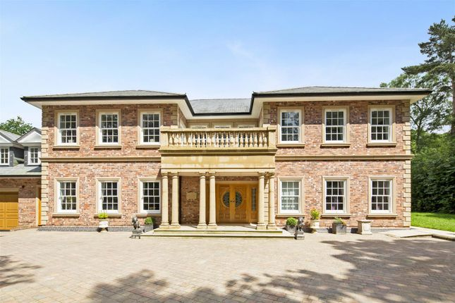 Thumbnail Detached house for sale in Streetly Wood, Streetly, Sutton Coldfield, West Midlands