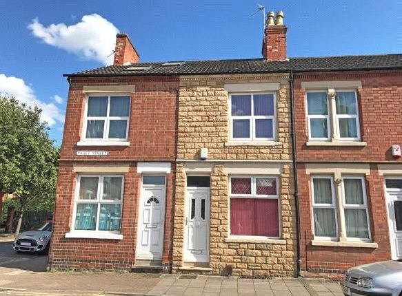Thumbnail Shared accommodation to rent in Paget Street, Loughborough, Leicestershire