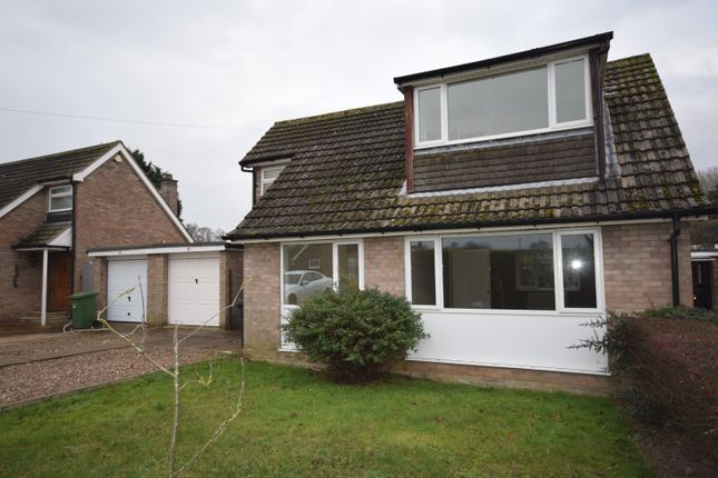 Thumbnail Detached house for sale in Kerridges, East Harling