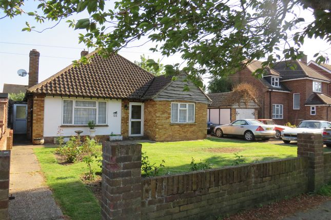 Thumbnail Detached bungalow for sale in Fourth Avenue, Broomfield, Chelmsford
