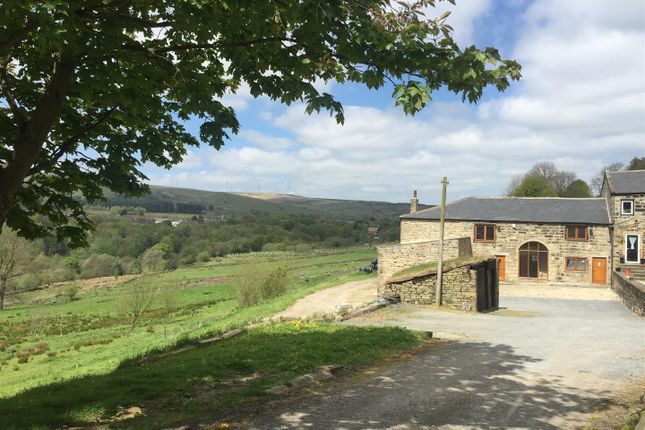 Thumbnail Semi-detached house for sale in Edge End Barn, Straight Lane, Mixenden, Halifax
