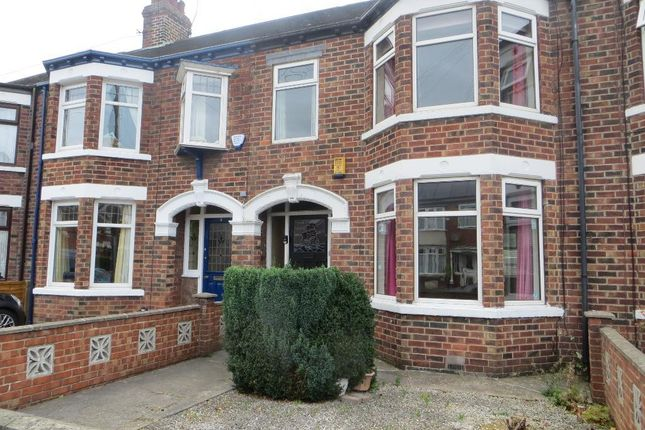 Thumbnail Terraced house for sale in Murrayfield Road, Hull