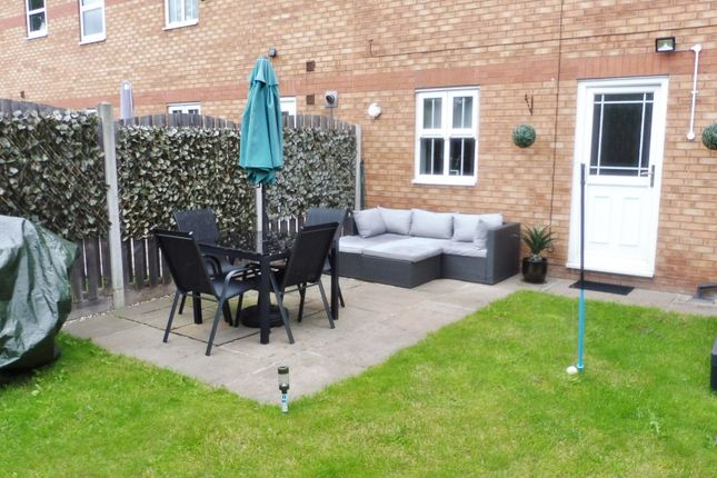 Garden of Cortworth Place, Elsecar S74