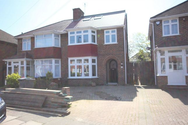 Thumbnail Semi-detached house to rent in Tintern Avenue, London