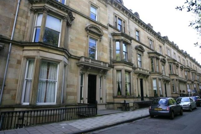 Thumbnail Flat to rent in Belhaven Terrace West, Glasgow