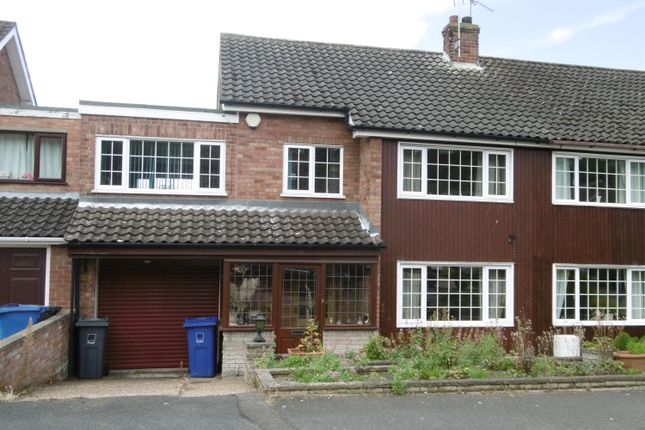 Thumbnail Link-detached house for sale in Mayflower Close, Gainsborough