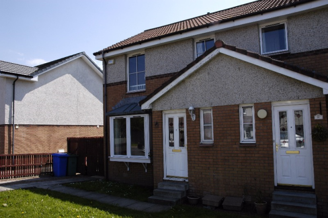 Thumbnail Semi-detached house to rent in Thornyflat Place, Ayr, South Ayrshire, 0Ne