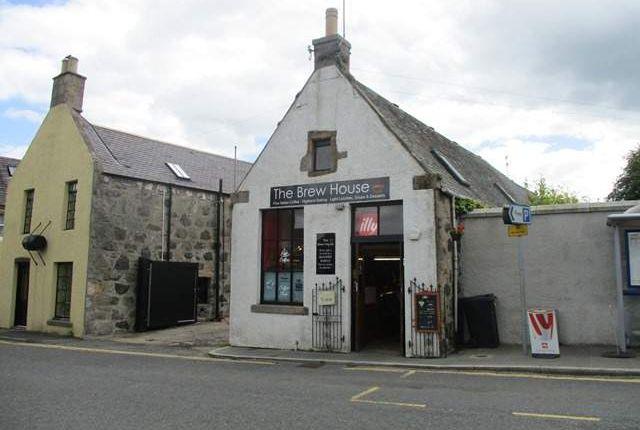 Thumbnail Retail premises to let in Newbarns, Urquhart Road, Oldmeldrum, Inverurie