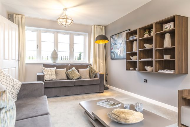 Thumbnail Detached house for sale in Lower Street, Hillmorton, Rugby, Warwickshire