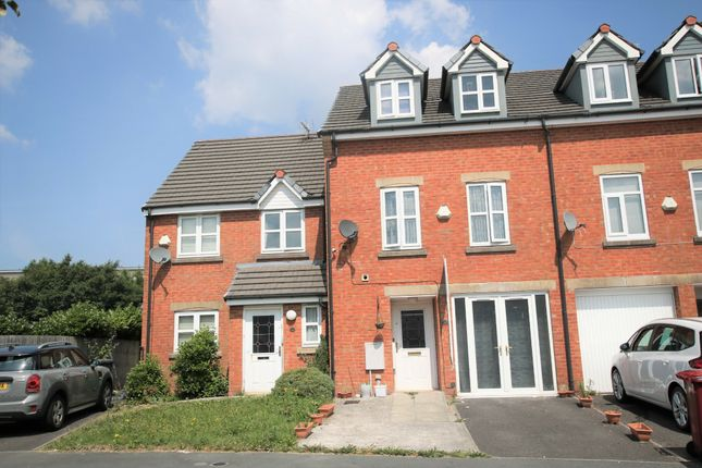 4 bed town house for sale in Seacole Close, Guide, Blackburn BB1