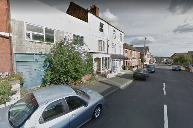 Land for sale in Strode Road, Wellingborough, Northamptonshire.