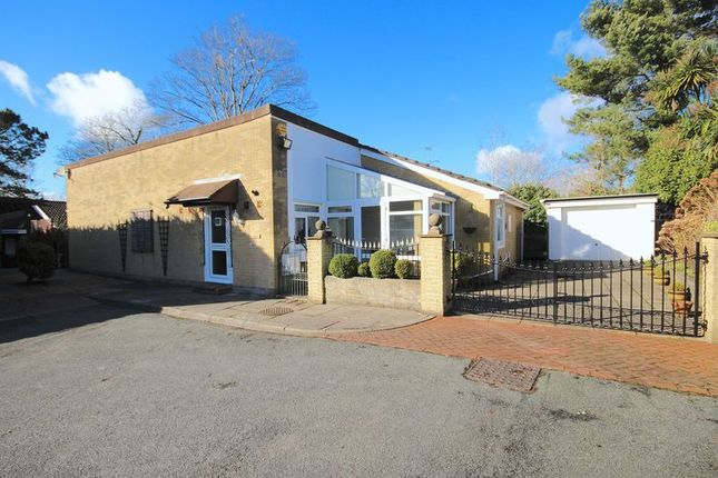 Thumbnail Bungalow for sale in Rushbrook Close, Whitchurch, Cardiff
