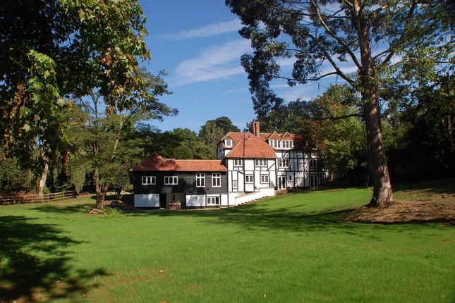 Thumbnail Detached house to rent in Trumps Mill House, Trumps Mill Lane, Virginia Water