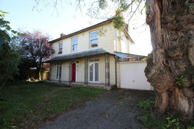 Thumbnail Detached house for sale in Winchester Road, Southampton