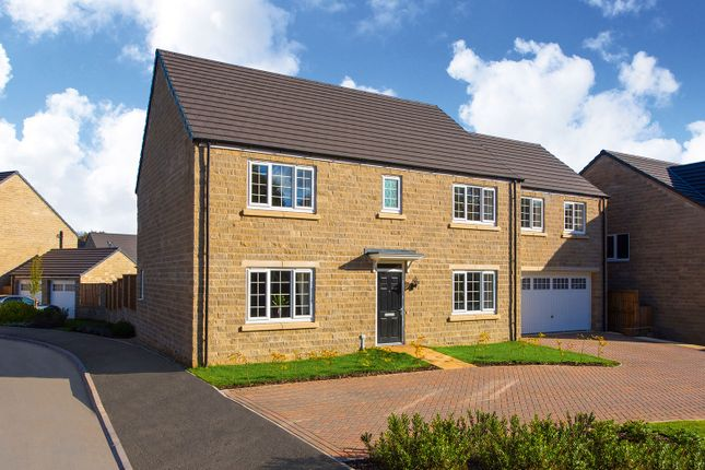 """Thumbnail Detached house for sale in """"The Asenby"""" at Barnsley Road, Newmillerdam, Wakefield"""