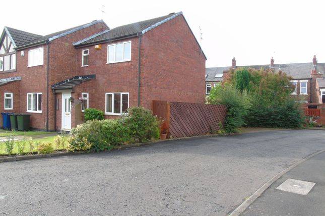 Thumbnail Terraced house for sale in Starbeck Mews, Sandyford, Newcastle Upon Tyne