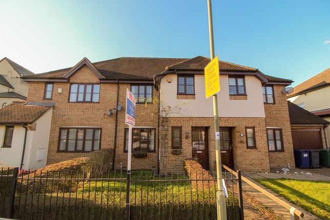 Thumbnail Terraced house to rent in Woodville Road, New Barnet, Barnet