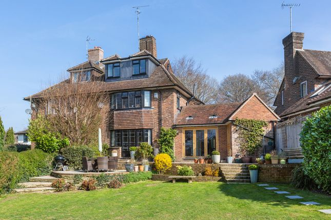 Thumbnail Semi-detached house for sale in Summerhill Close, Lindfield, Haywards Heath