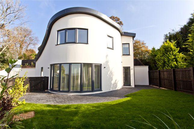Thumbnail Detached house for sale in Badbury View, Wimborne