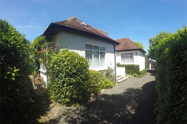 Thumbnail Detached bungalow for sale in 22 Poltair Road, St Austell, Cornwall