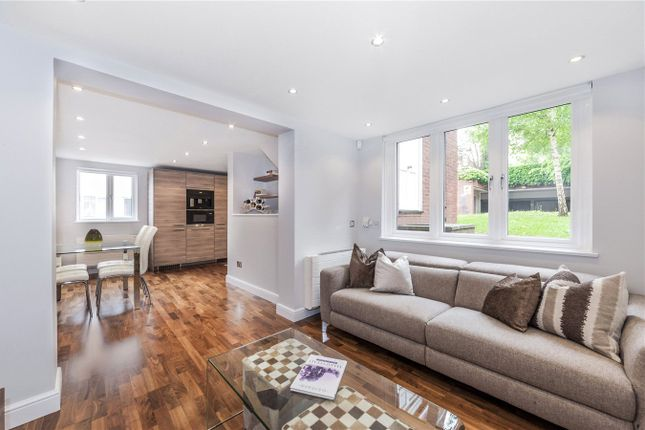 Mews house to rent in Mulberry Close, Hampstead, London