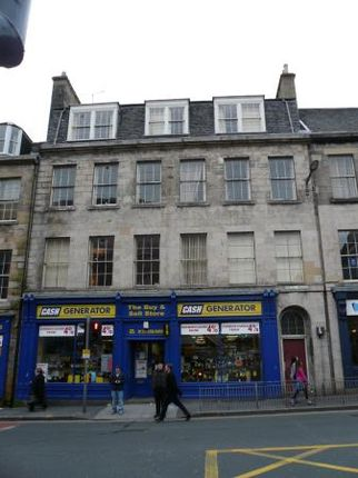 Thumbnail Flat to rent in South Bridge, Edinburgh