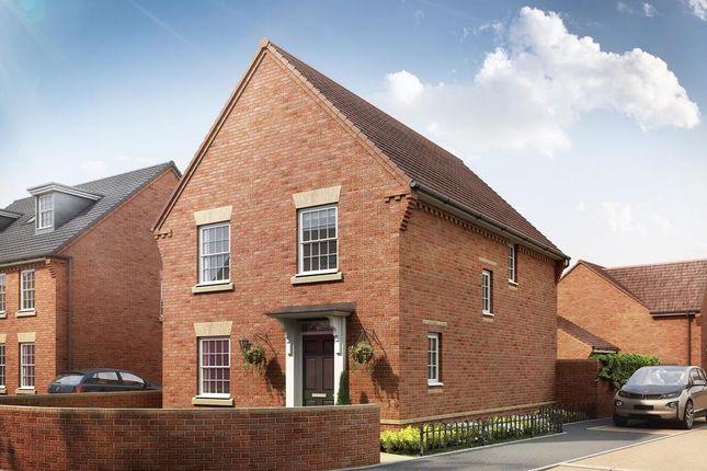 """4 bed detached house for sale in """"Ingleby"""" at Bearscroft Lane, London Road, Godmanchester, Huntingdon PE29"""