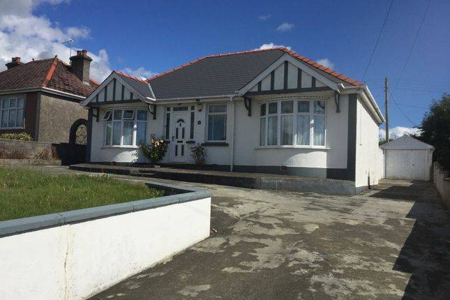 Thumbnail Bungalow to rent in New Road, Haverfordwest, Pembrokeshire