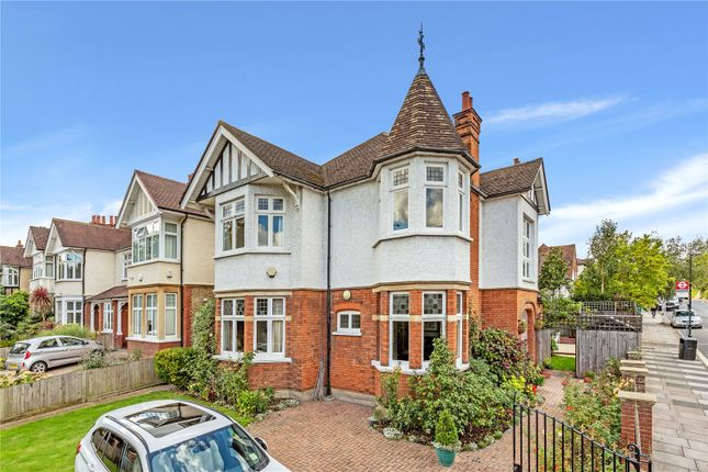 Thumbnail Detached house for sale in Queens Road, Richmond, Surrey