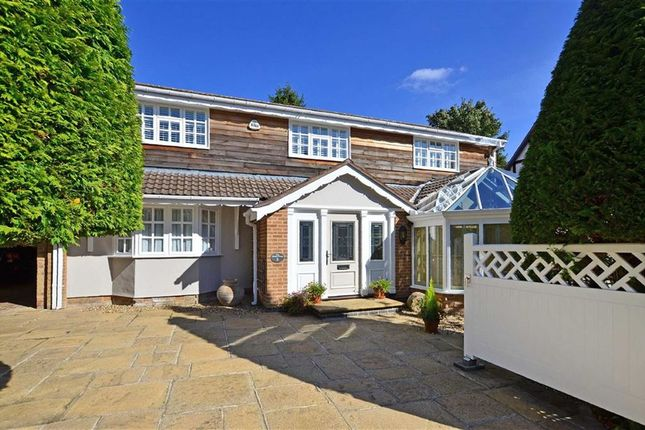 Thumbnail Detached house for sale in Slayleigh Delph, Sheffield