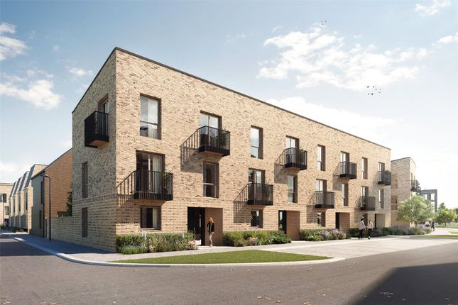 Thumbnail End terrace house for sale in Plot 135, The Addingtons, Mosaics, Headington, Oxford