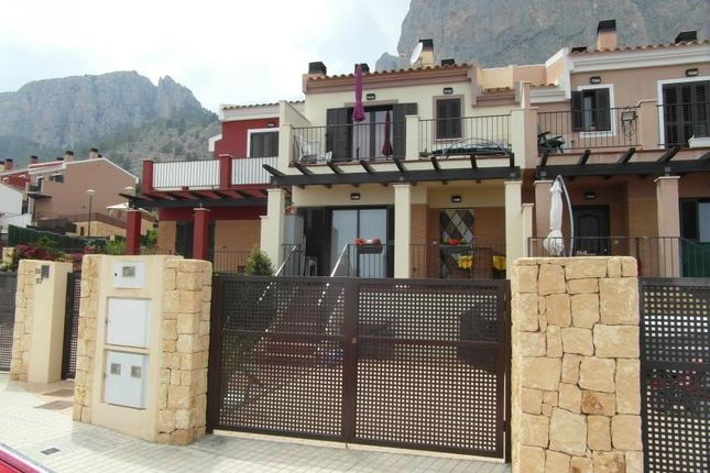 2 bed town house for sale in Polop, Alicante, Spain