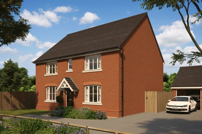 """Thumbnail Detached house for sale in """"Chelworth"""" at The Walk, Withington, Hereford"""