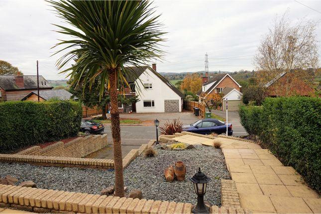 Thumbnail Detached bungalow for sale in Anstey Lane, Thurcaston