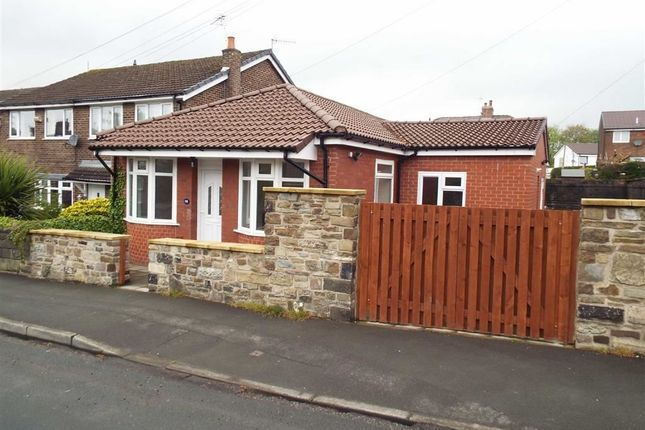 Thumbnail Detached bungalow to rent in Bolton Road North, Ramsbottom, Greater Manchester