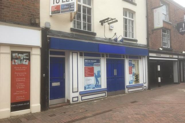 Thumbnail Retail premises to let in 24/26 Chestergate, Grosvenor Centre, Macclesfield, Cheshire