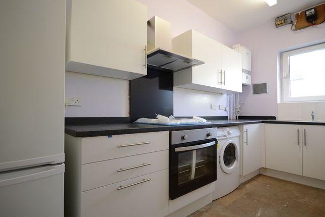 Thumbnail Flat to rent in York Road, Aldershot