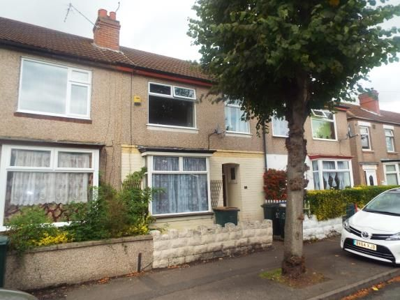 Thumbnail Terraced house for sale in Lindley Road, Coventry, West Midlands