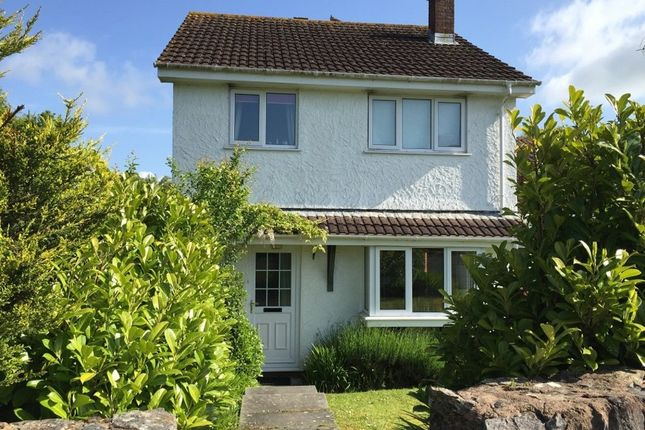 Thumbnail End terrace house for sale in Meadow Park, Ipplepen, Newton Abbot