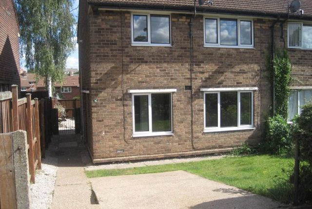 Thumbnail Semi-detached house to rent in Springfield Avenue, Shirebrook, Mansfield
