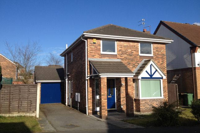 Thumbnail Detached house to rent in Spindlewood Road, Ince, Wigan