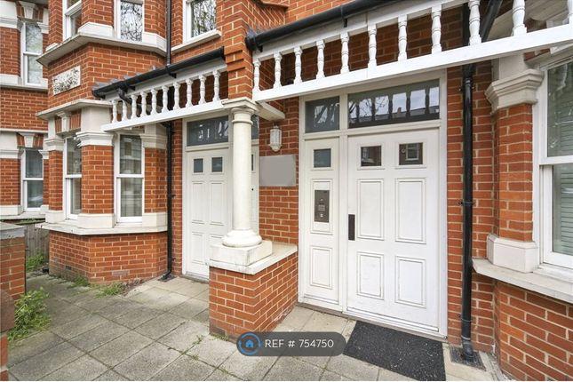 Exterior of Valetta Road, London W3