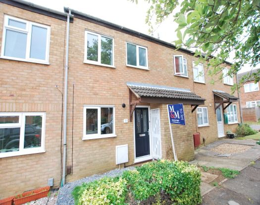 Thumbnail Terraced house to rent in Greenlands, Leighton Buzzard