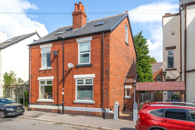 External of Florence Road, Sheffield, South Yorkshire S8