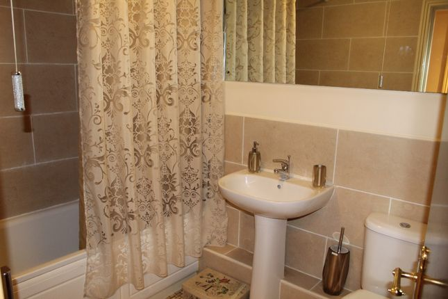 Bathroom of Millwood Court, Alderfield Drive, Speke, Liverpool L24