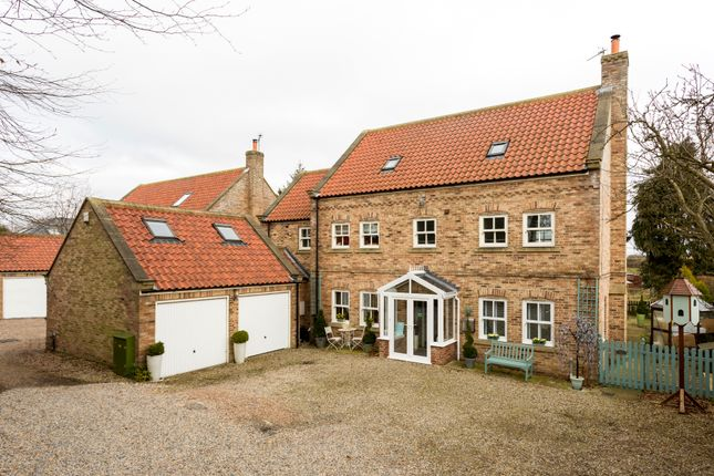 Thumbnail Detached house for sale in Wetherby Road, Rufforth, York