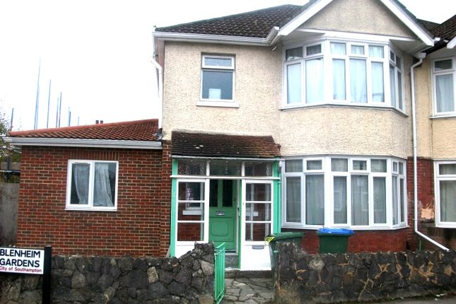 Thumbnail Property to rent in Blenheim Gardens, Highfield, Southampton